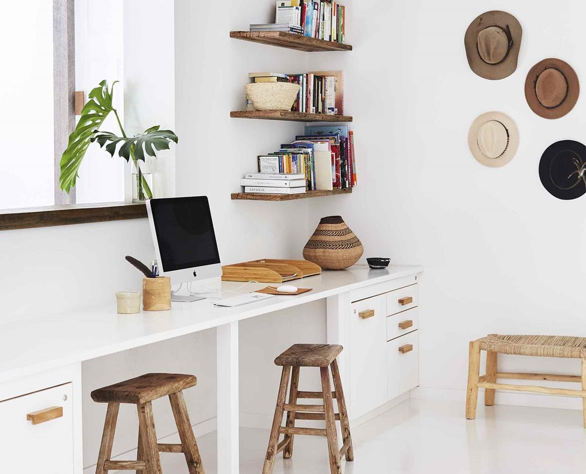 Home Office Design Guide - How to set up an office at Home!