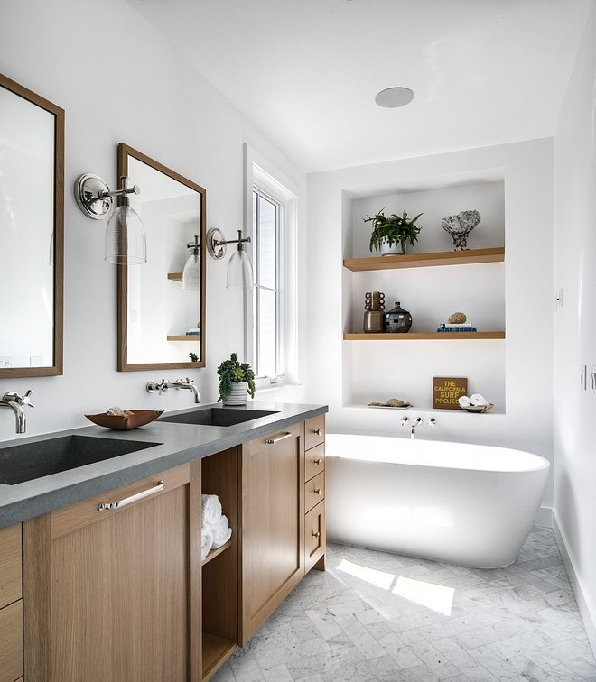 How to create a coastal style bathroom renovation