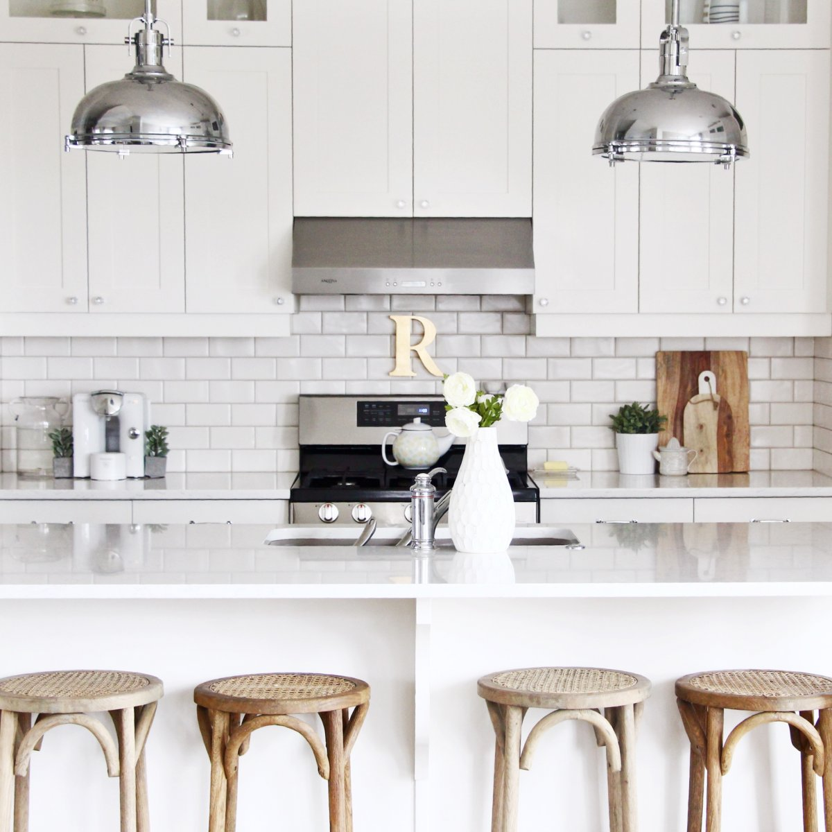 How to Style Your New Kitchen - Part 1