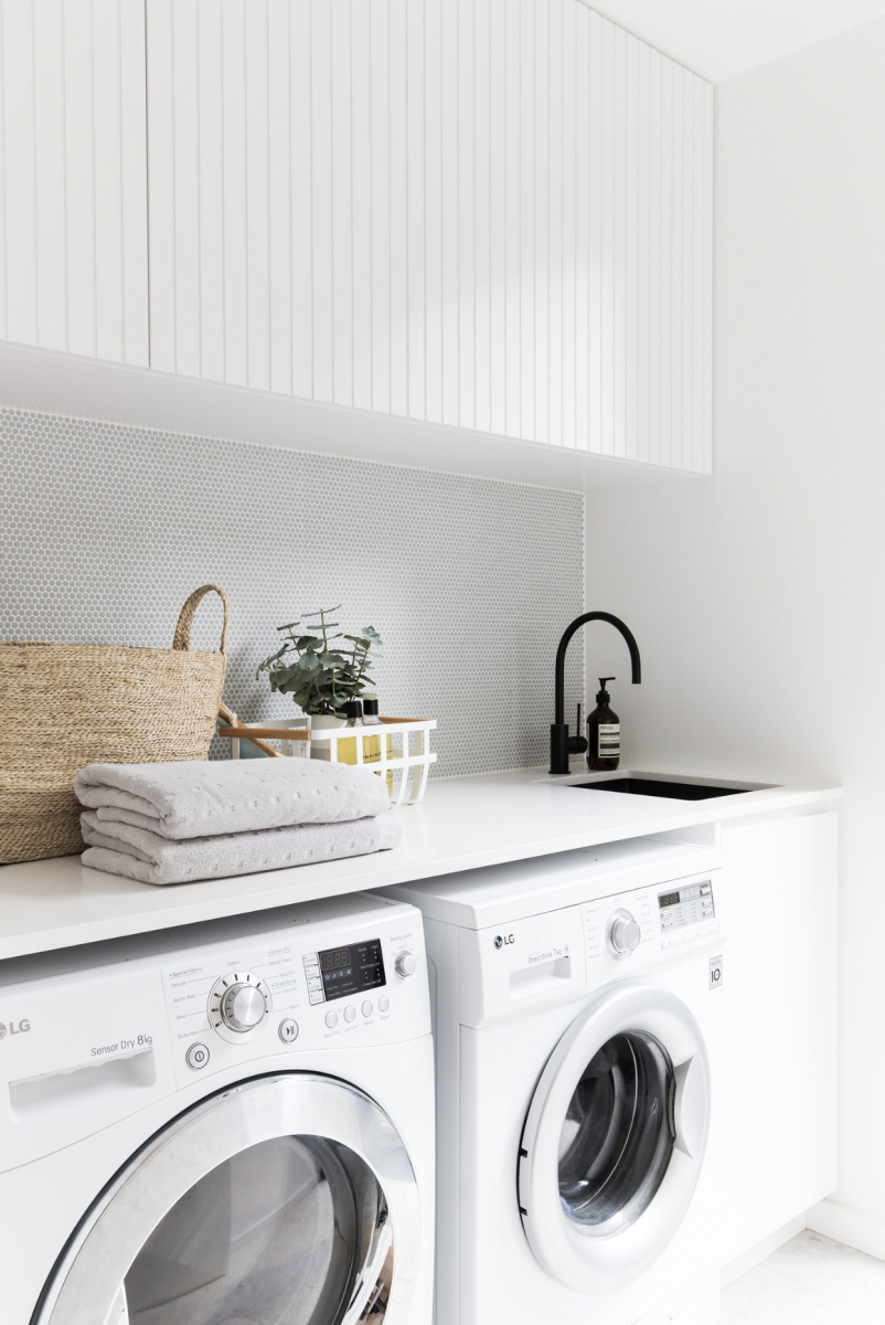 5 Essentials for a functional and stylish laundry renovation
