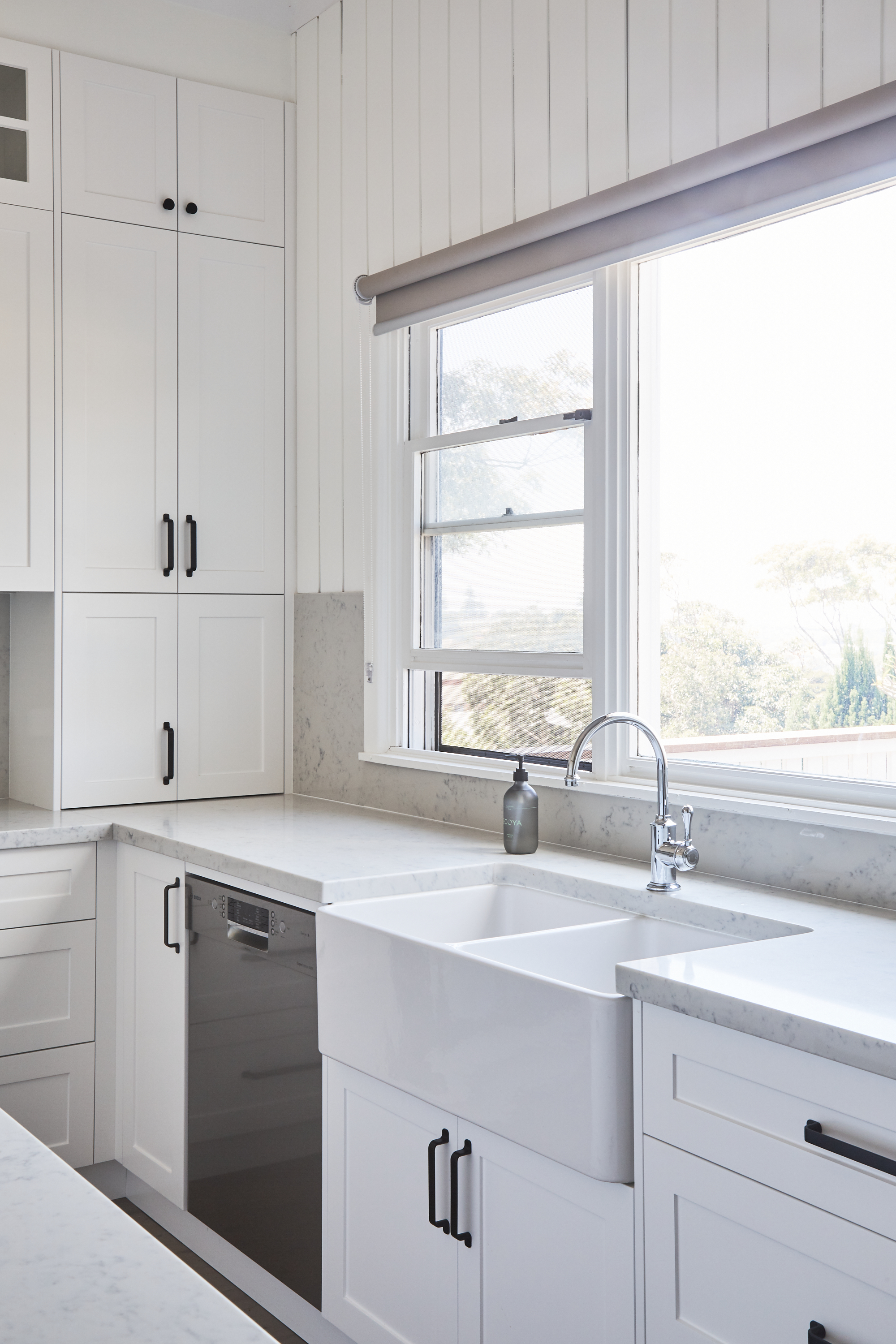 Farmhouse style sink
