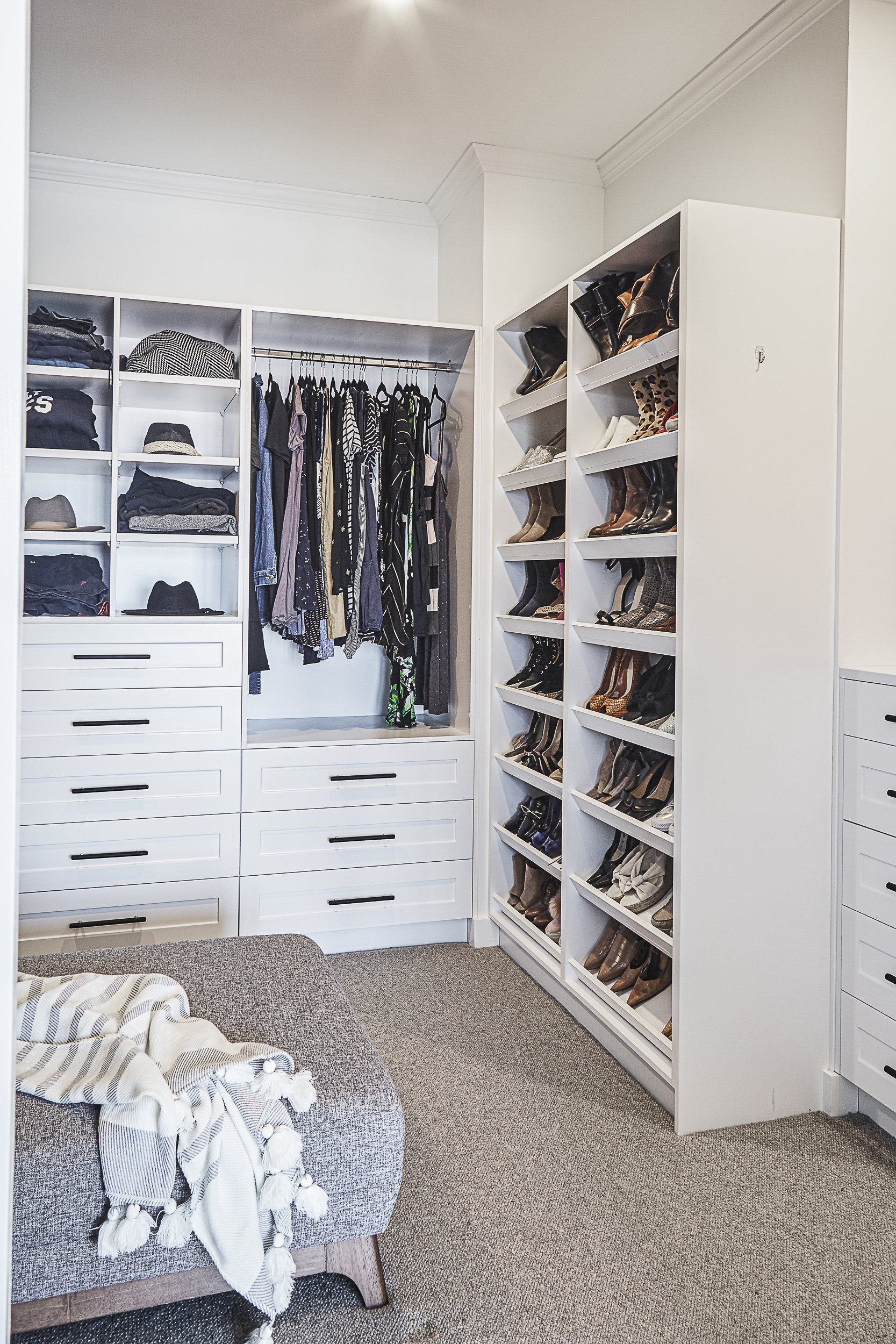 custom walk-in wardrobes Sydney