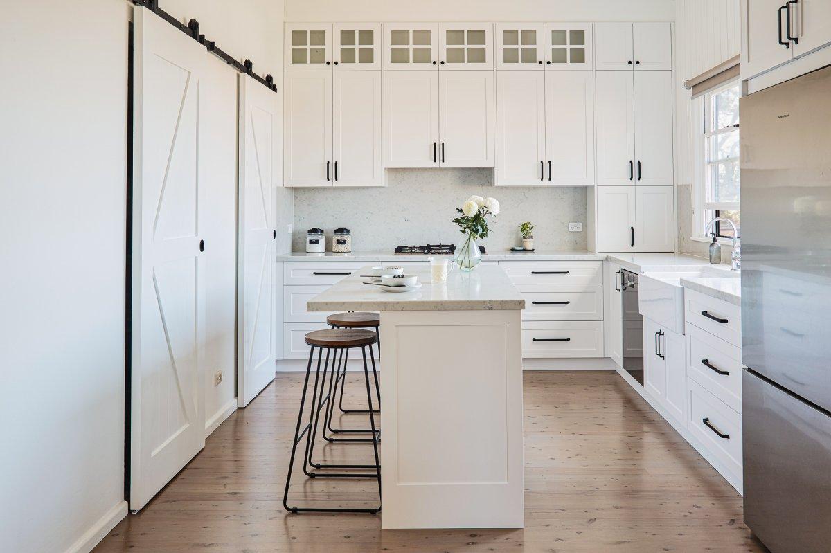 Kitchen renovation Coogee