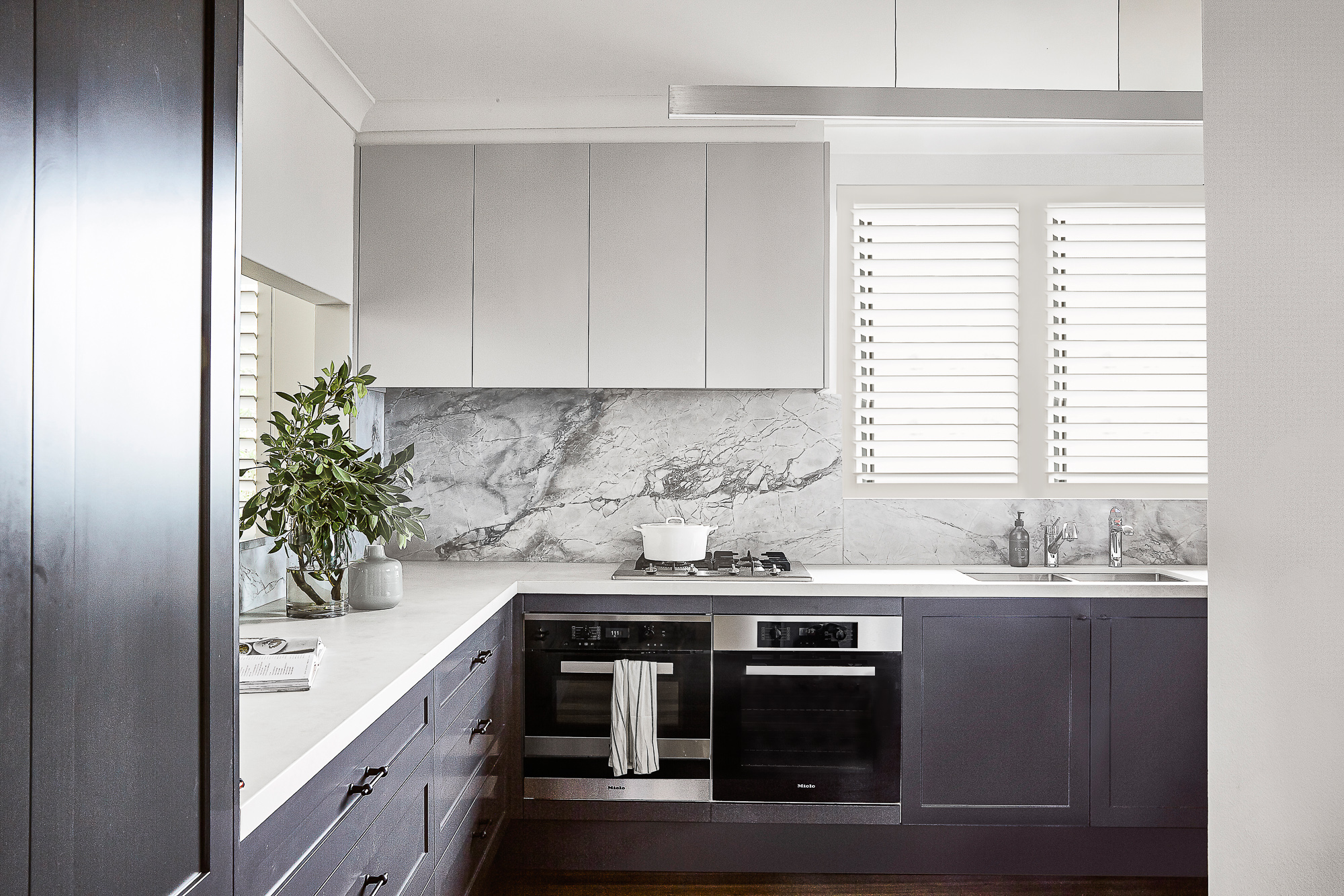 Kitchen renovation Fairlight Sydney