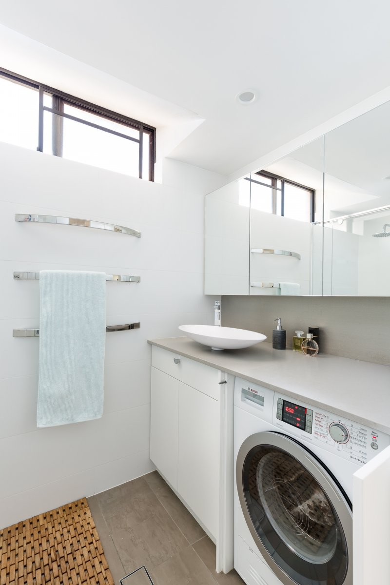 Balmain laundry reno