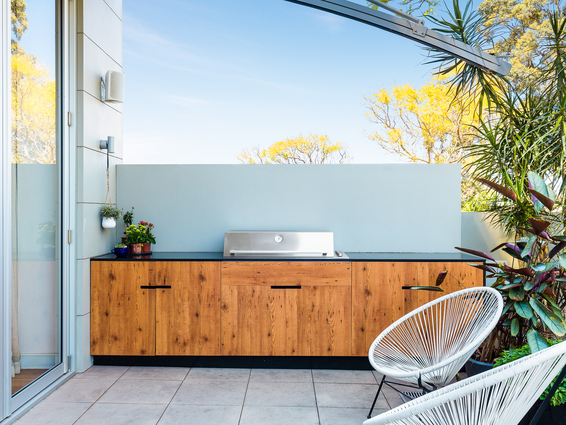 outdoor kitchen Sydney