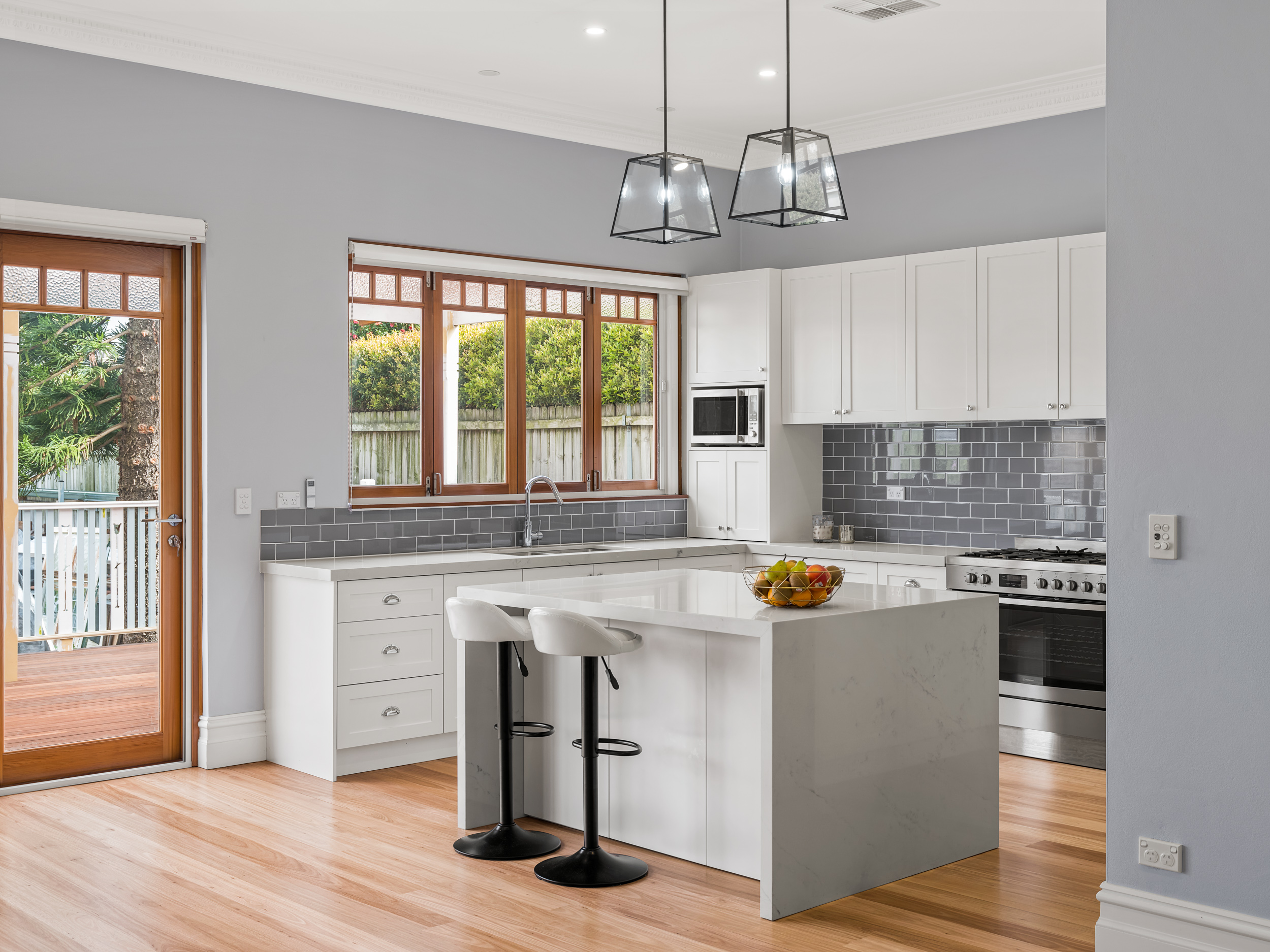 Ashfield kitchen