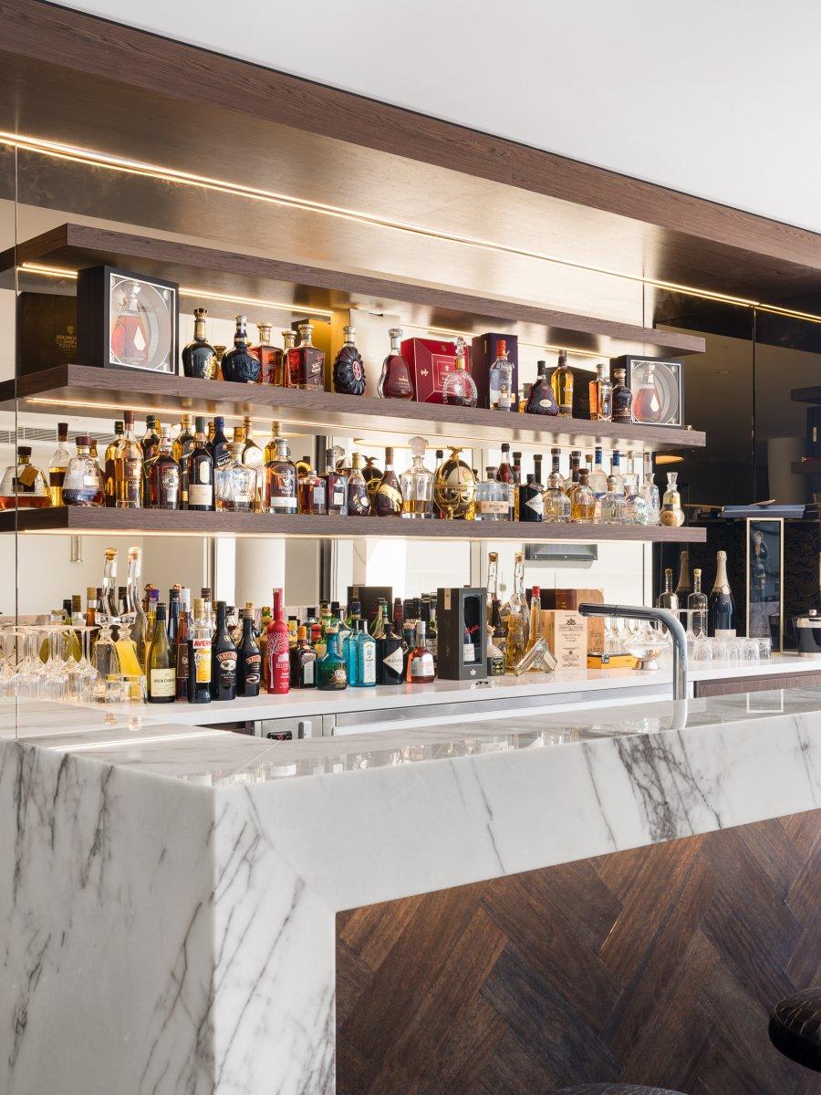 custom bar cabinetry Sydney