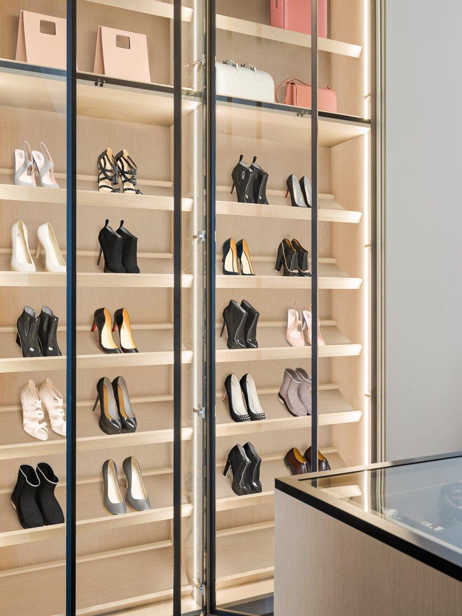 custom luxury wardrobe