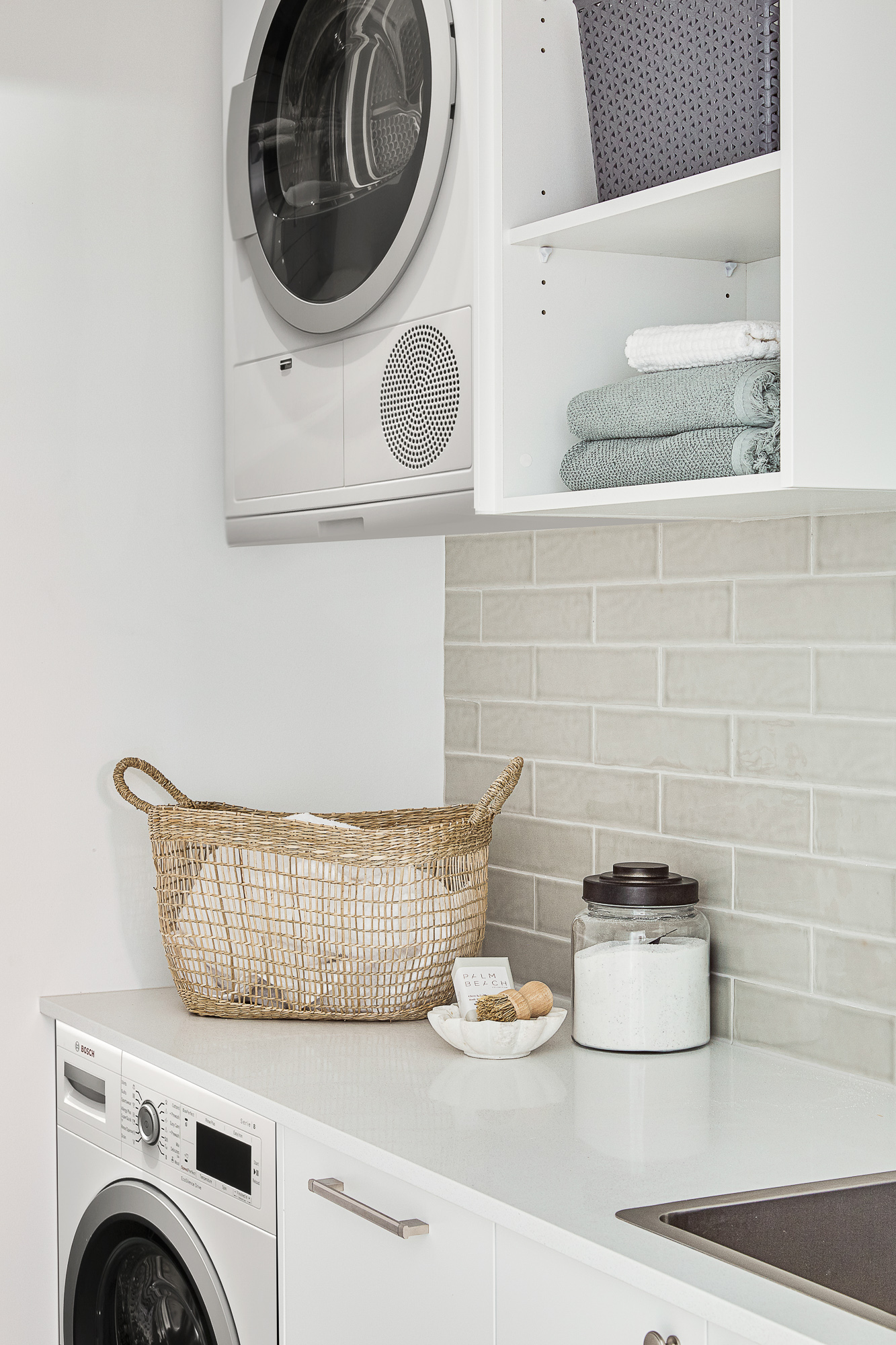Balnei & Colina laundry renovation