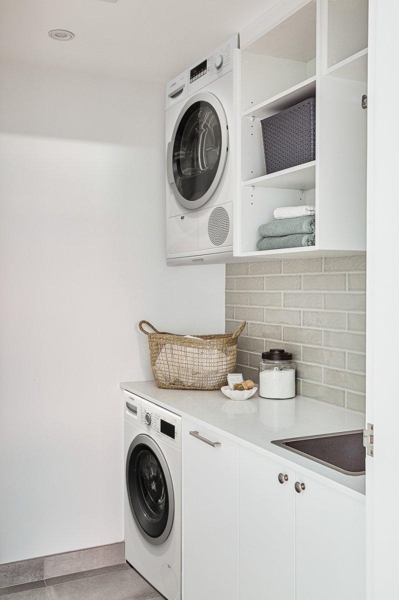 Laundry renovation Sydney